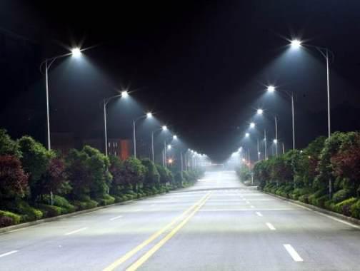 Плафоны уличного освещения светодиодные